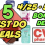 5 MUST DO CVS DEALS (4/25 – 5/1) | Cheap Vitamins, Hair Care, FREE Deodorant & more!