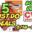 5 MUST DO CVS DEALS 5/16 – 5/22 | Paper Products, Coffee, Lotion & more!