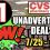 CVS UNADVERTISED DEALS (7/25 – 7/31)