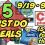 5 MUST DO CVS DEALS (9/18 – 9/25) | GRAB 15 ITEMS FOR UNDER $1!